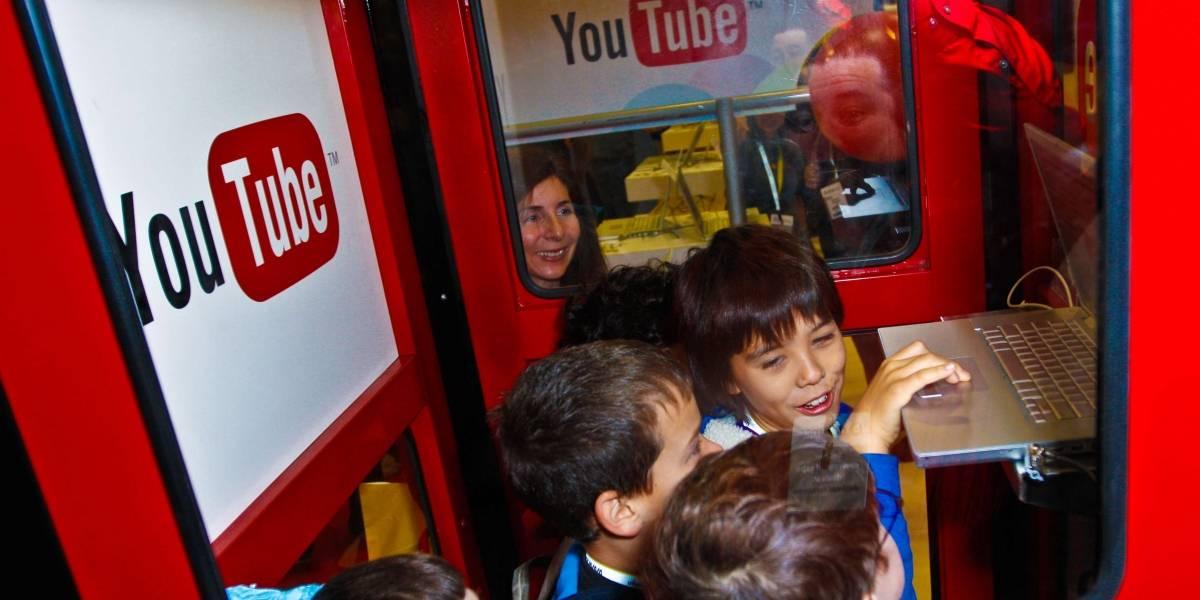 Aseguran que YouTube está planeando una versión para menores de 10 años
