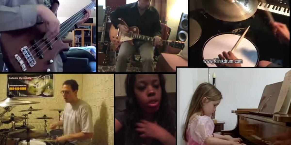 Compositor crea disco sampleando grabaciones de personas improvisando música en YouTube
