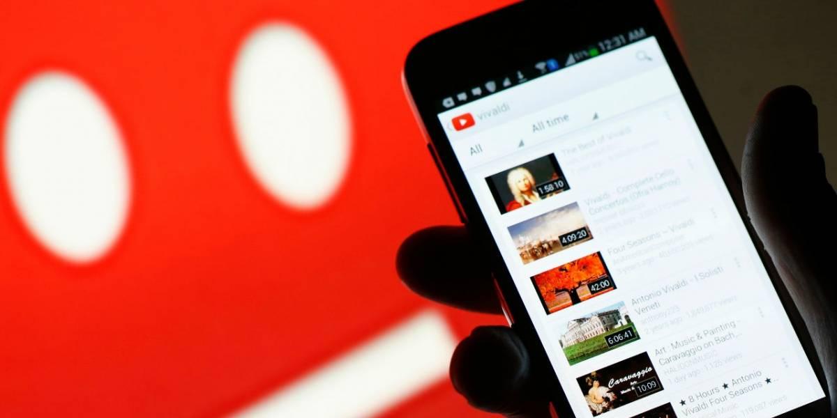 YouTube borrará contenido de creadores que no acepten las condiciones de nuevo servicio