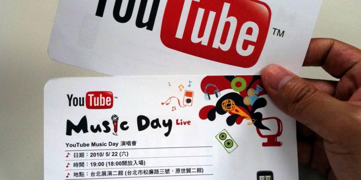 YouTube estaría a punto de lanzar un servicio de música por streaming