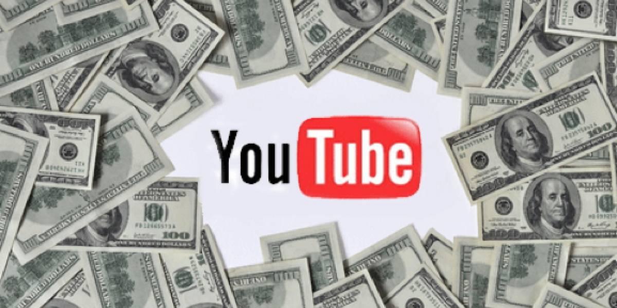 YouTube permite que artistas ganen dinero con videos de sus fans