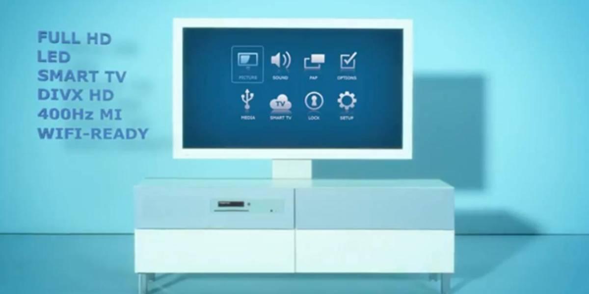 España: Ikea venderá muebles con televisores integrados