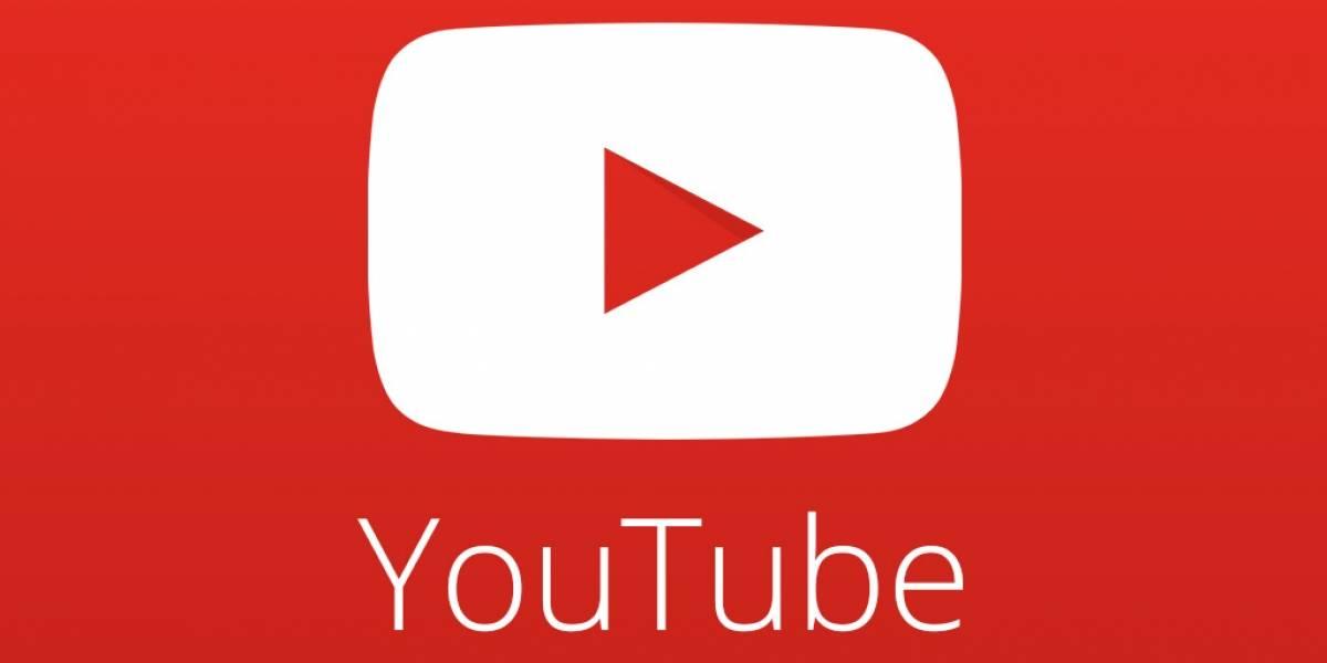 Este es el nuevo logo de YouTube
