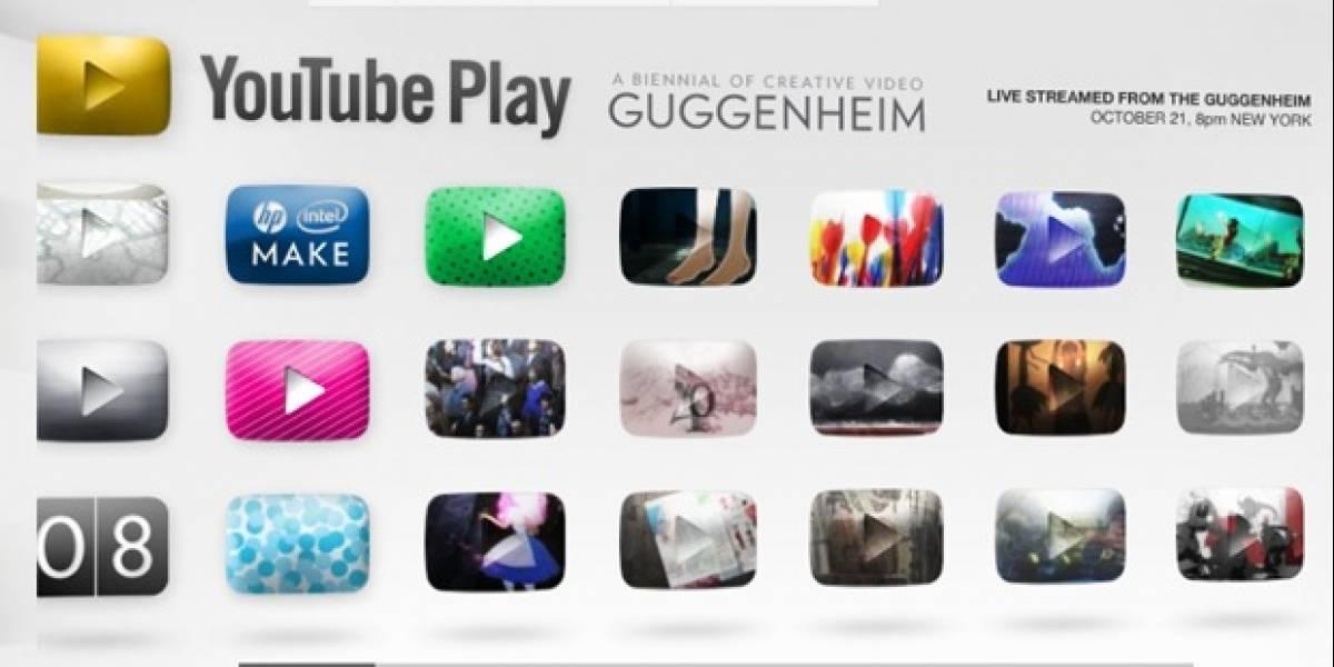 Hoy se elige el video más artístico de YouTube