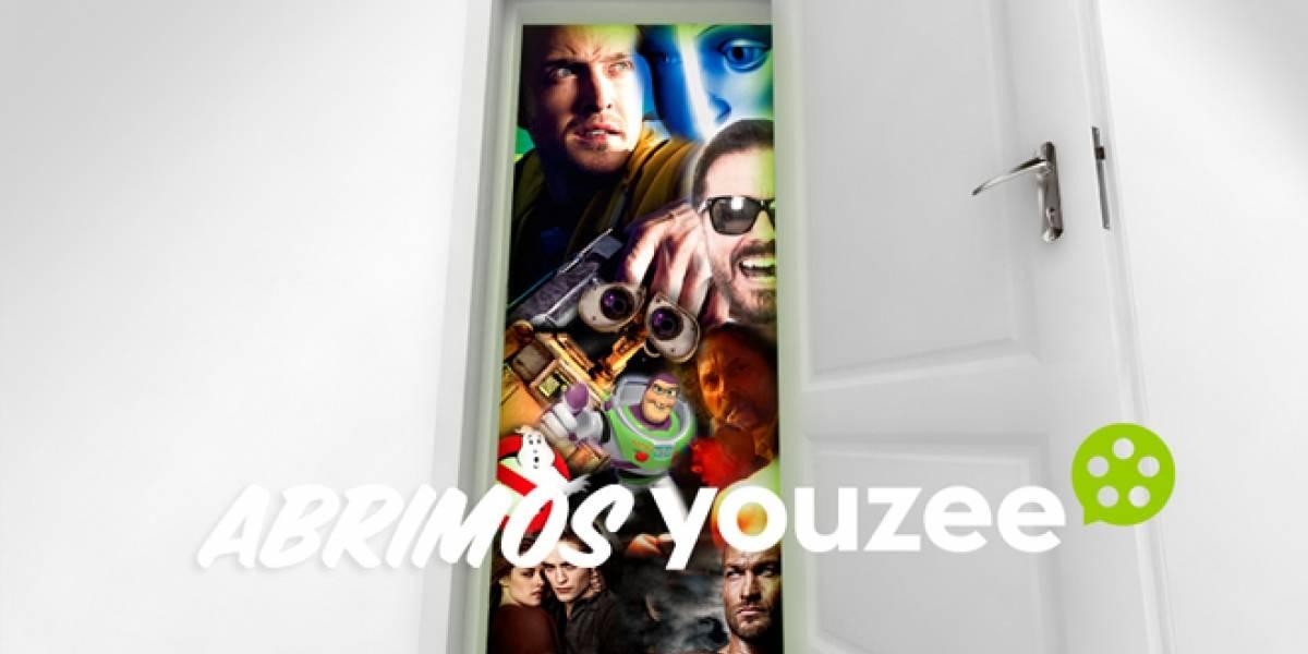 En España Youzee nos abre su sala de cine online