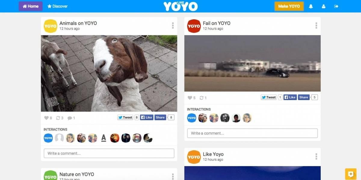 LikeYoyo, la plataforma que pretende evolucionar al GIF