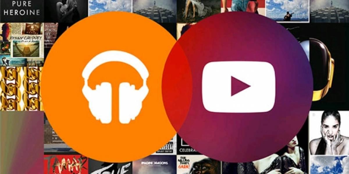 Así será el servicio de suscripción musical de YouTube