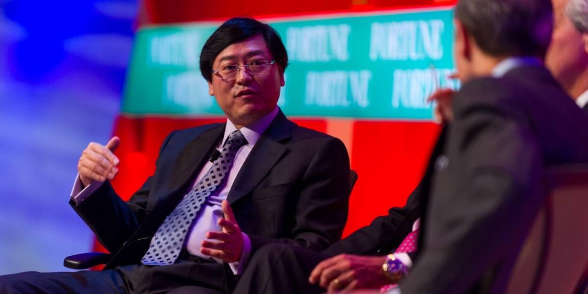 CEO de Lenovo vuelve a compartir su bono con los trabajadores