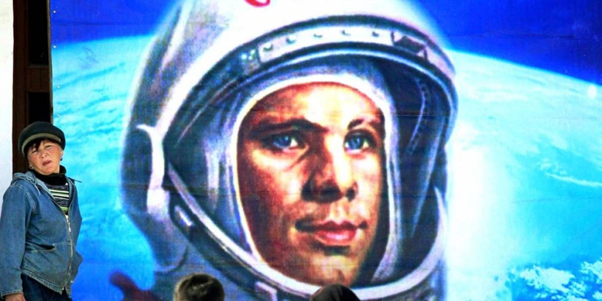 Yuri Gagarin, el hombre que cayó del espacio exterior hace 55 años