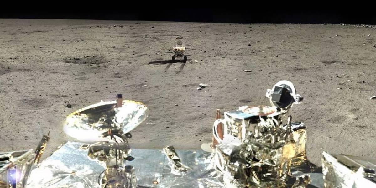 Rover chino Yutu sufre aparente muerte en la Luna