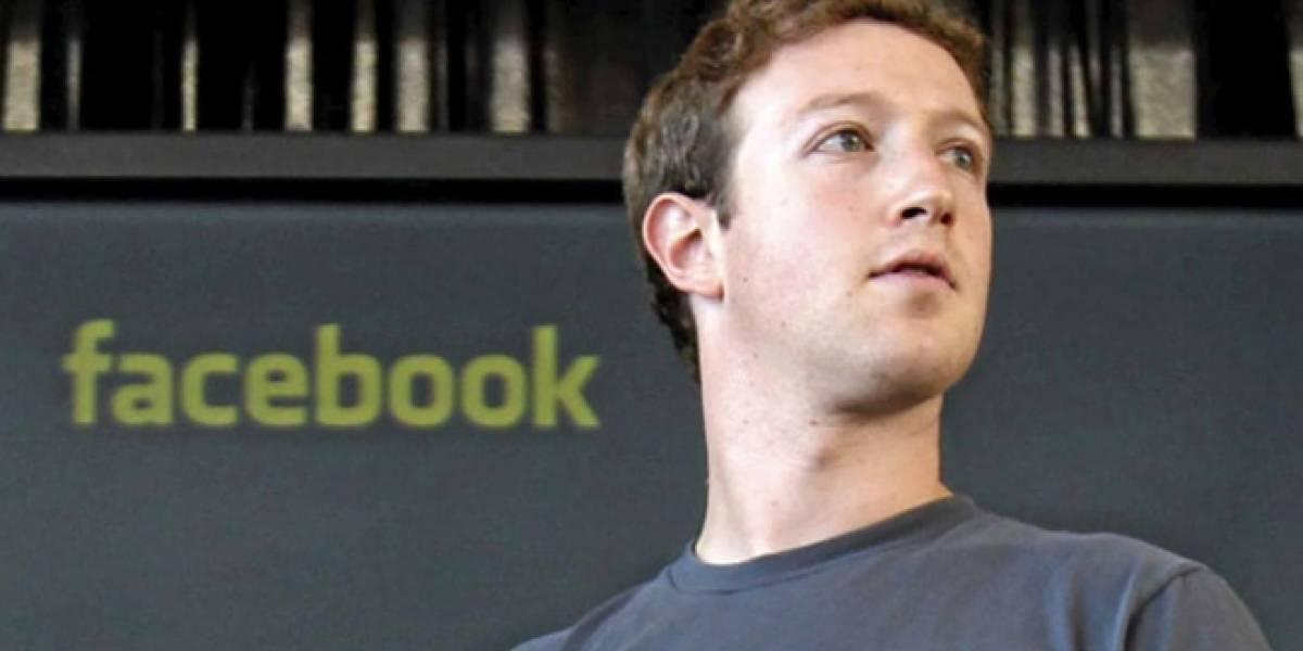 Facebook finalmente saldrá a la bolsa el 18 de mayo