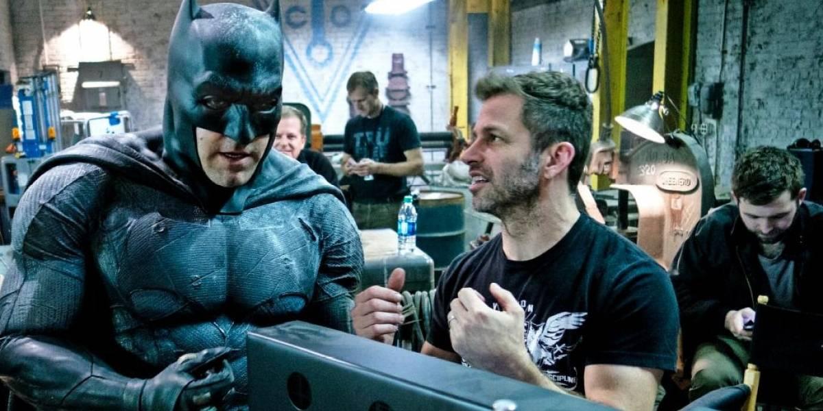 """Zack Snyder: """"Nunca me gustaron los Batman pequeños"""""""