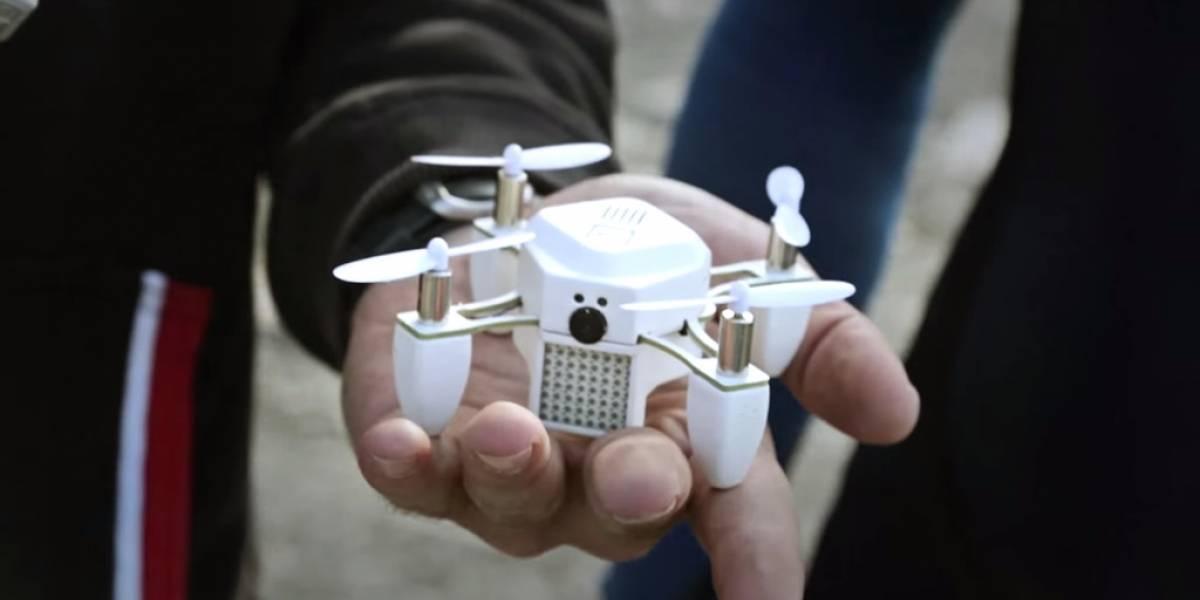 Zano, el pequeño dron que conquistó Kickstarter