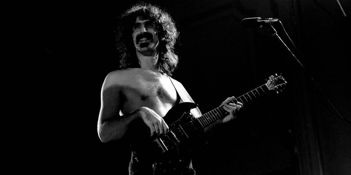 Bautizan a una bacteria del acné en honor a Frank Zappa