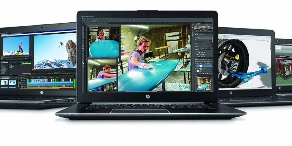 HP anunció su primera Workstation Ultrabook con procesador de cuatro núcleos