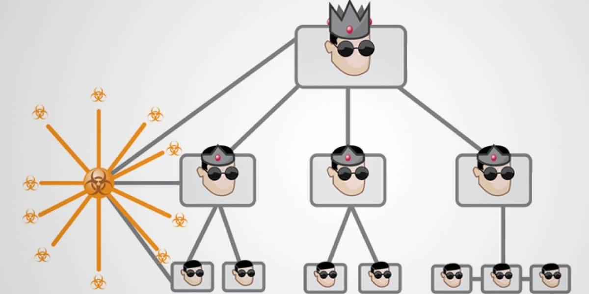 Microsoft allana edificio para detener a red de botnets Zeus
