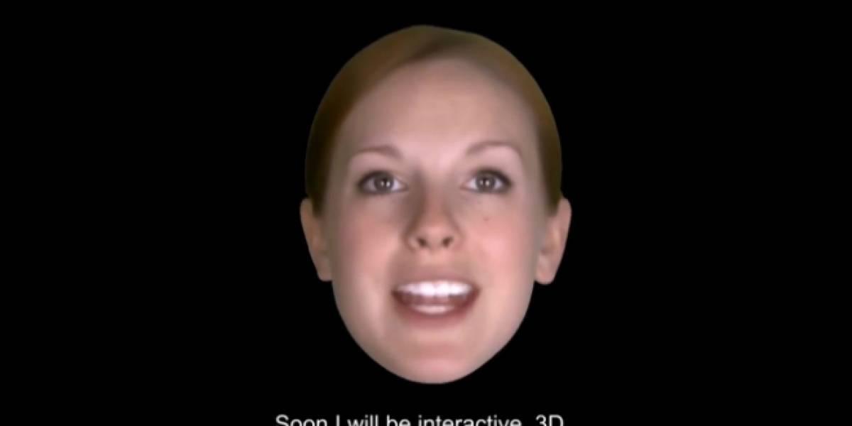 Científicos crean avatar de cabeza parlante más realista hasta el momento