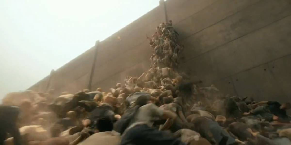 Trailer de World War Z: Zombies vs Brad Pitt