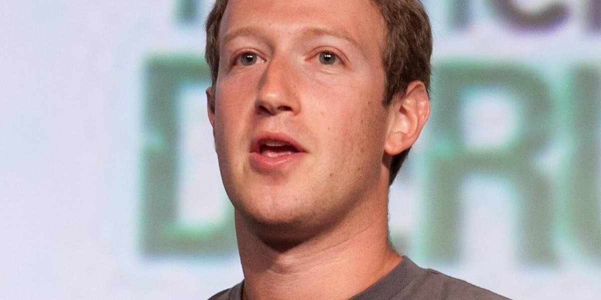 Mark Zuckerberg fue quien más donó dinero en EE.UU. en 2013
