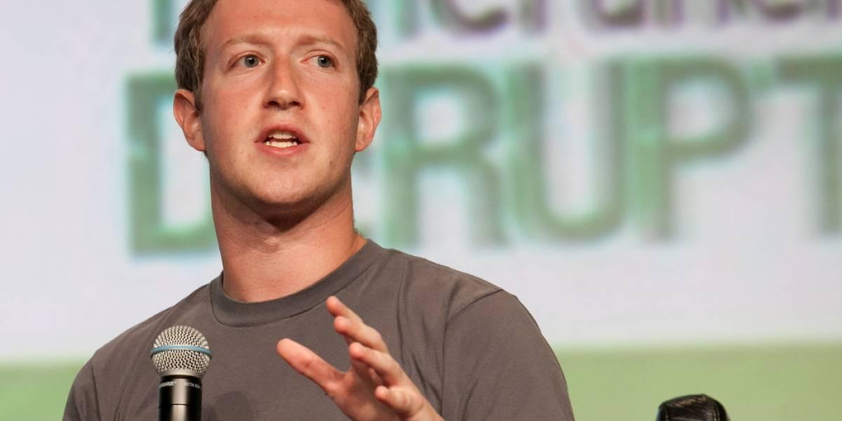Mark Zuckerberg reclama contra el espionaje del gobierno