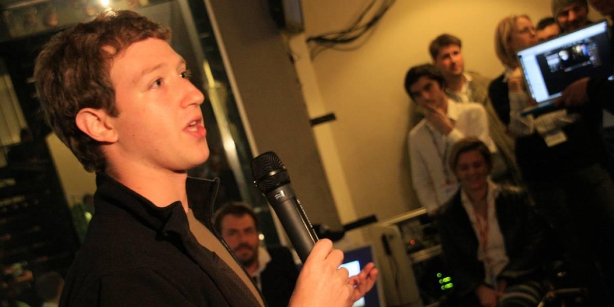 Mark Zuckerberg es el CEO mejor pagado de EE.UU.