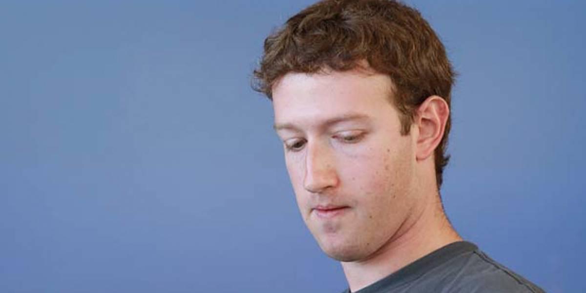 Mark Zuckerberg sale de la lista de los 40 más ricos del mundo