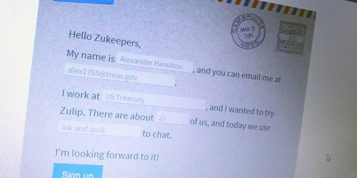 Dropbox compra el servicio de chat para empresas Zulip