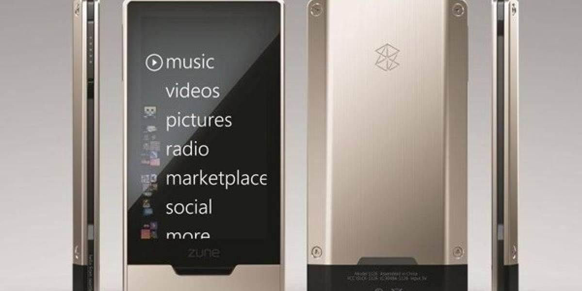 Microsoft anuncia el nuevo Zune HD