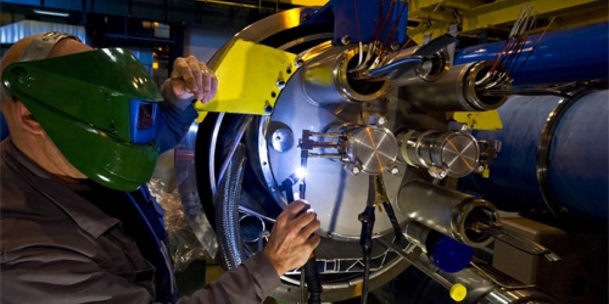 El LHC volverá a la acción a mediados del 2009