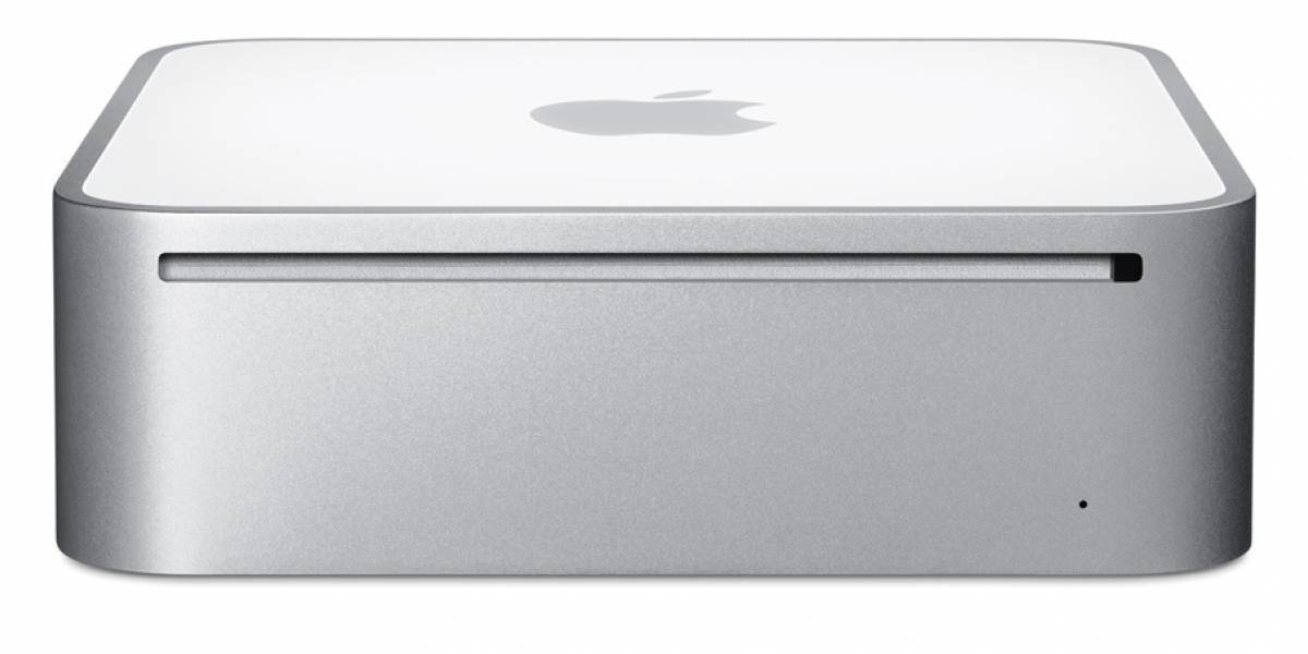 Apple renueva el Mac mini: Una pequeña bestia