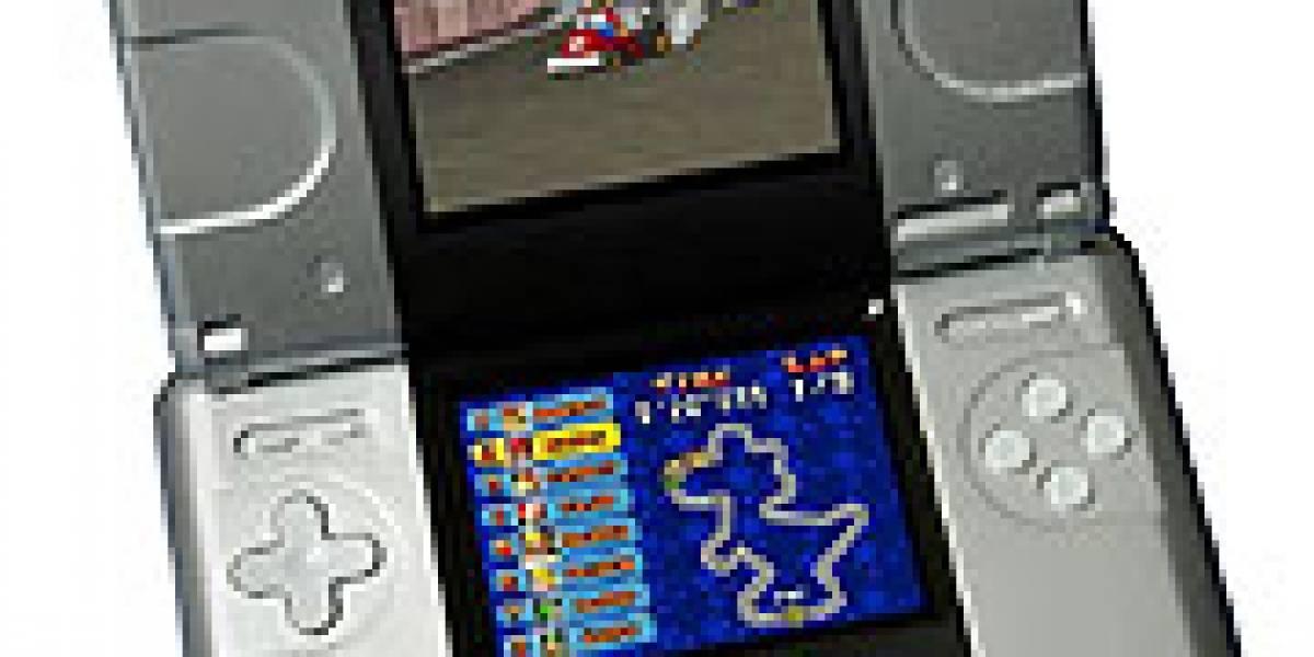 Nuevo Nintendo DS, el sucesor de Gameboy