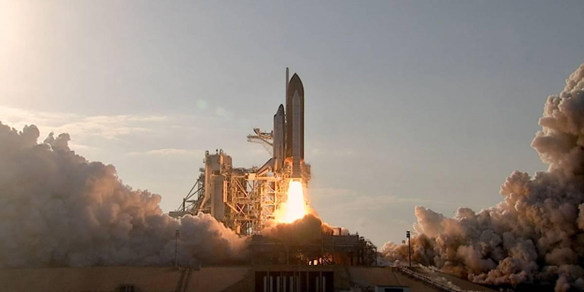 El Discovery inició su último viaje hacia la Estación Espacial Internacional