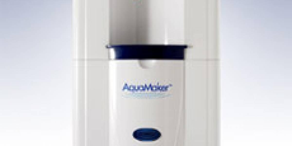 AquaMaker AM10: Produce Agua y deja el aire más limpio