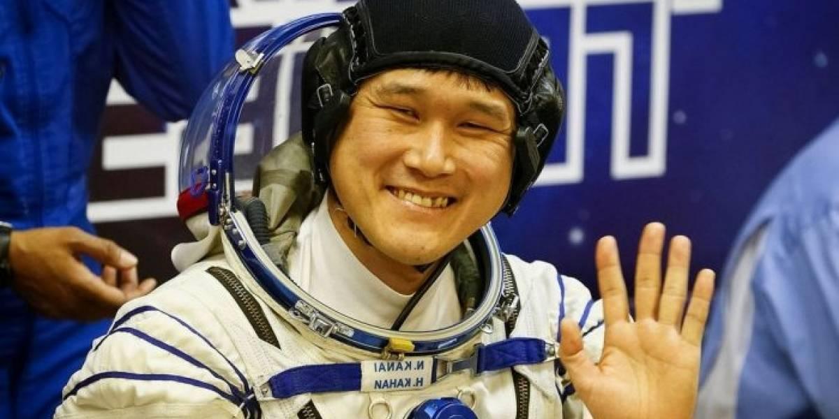 Astronauta engañó a medio Internet diciendo que creció 9 centímetros en el espacio