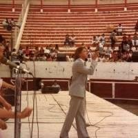 Luis Miguel en los ochenta.