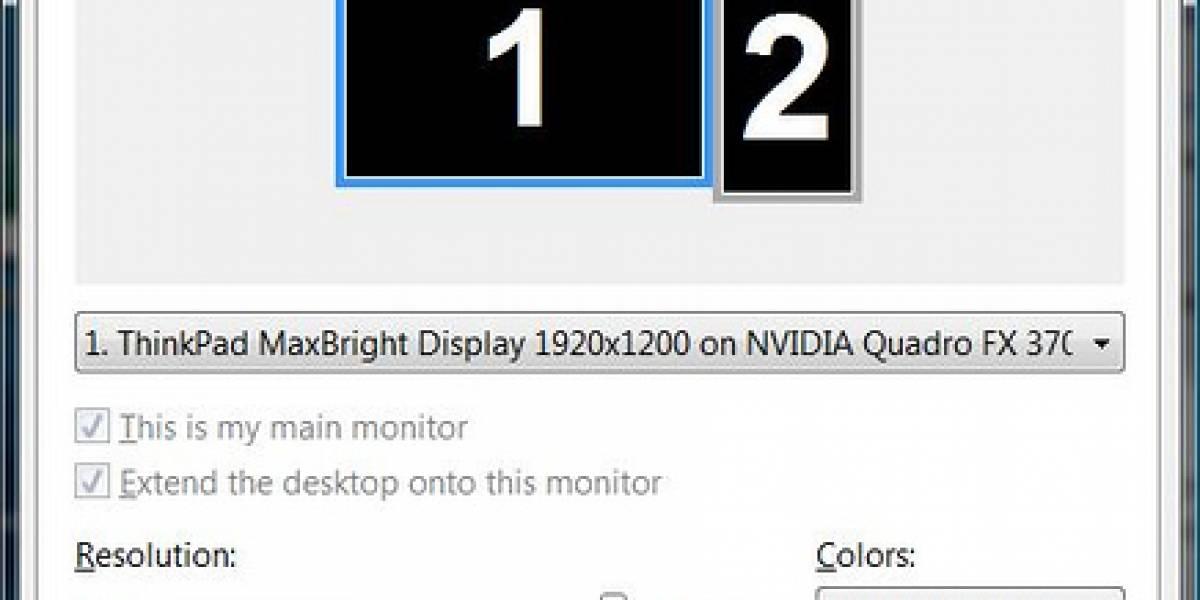Lenovo W700ds, el notebook con dos pantallas a fondo