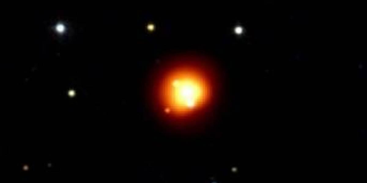 Científicos detectan gigantesca explosión en el espacio