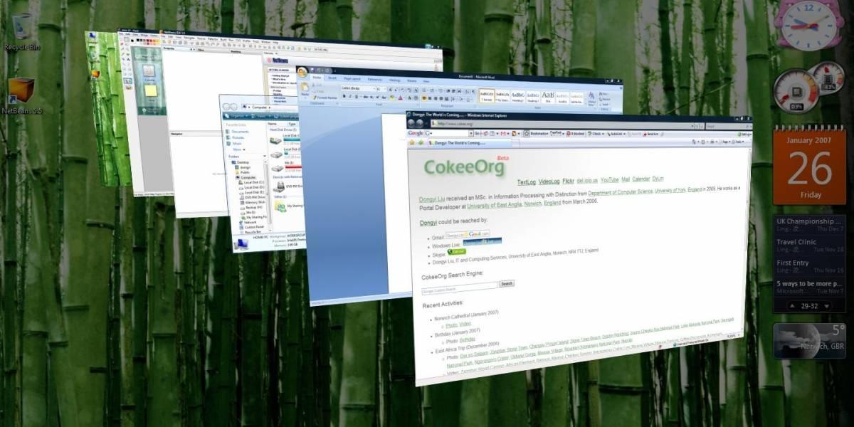 Windows 8 alcanza el 5% del mercado de sistemas operativos y supera a Vista