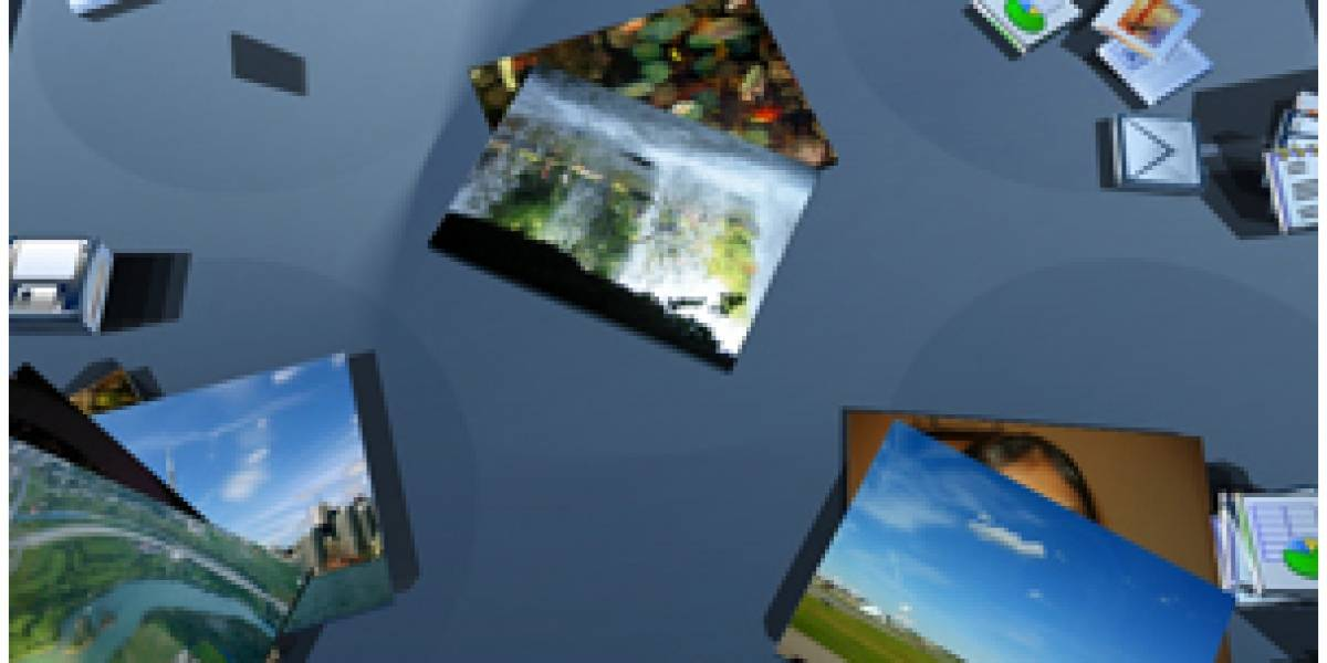 Google compra BumpTop y experimenta con escritorios 3D