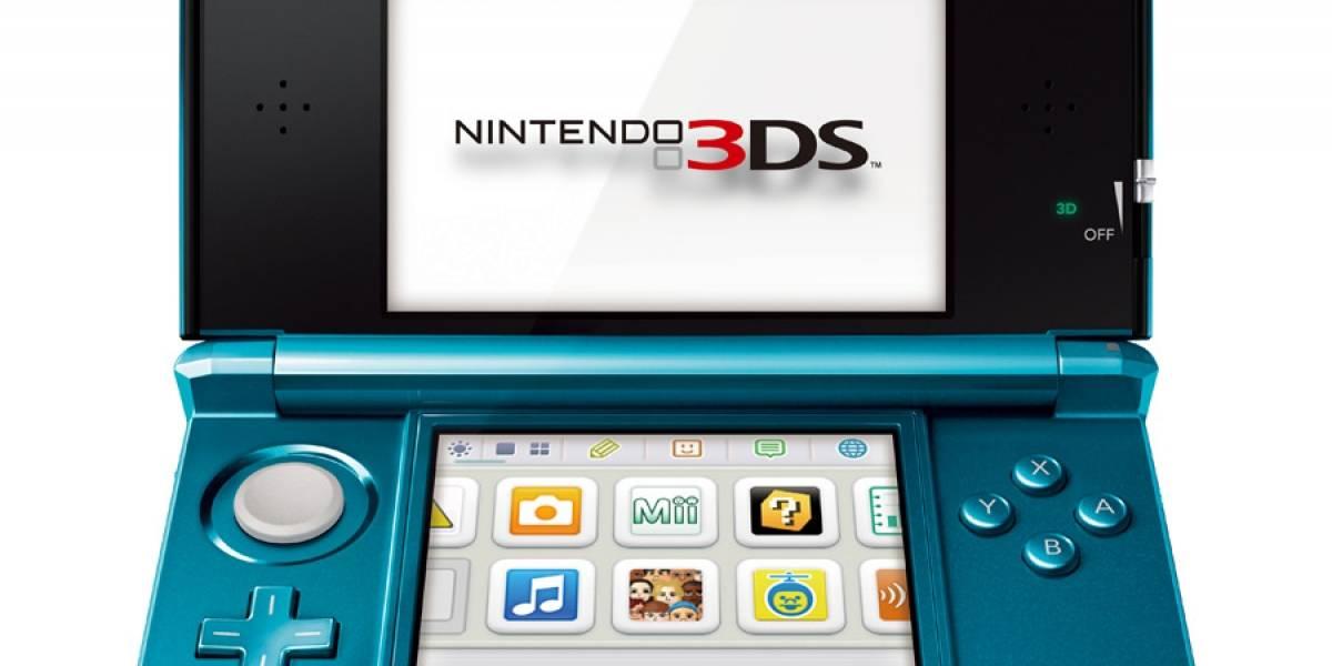 Nintendo 3DS se convierte en el lanzamiento más exitoso de Nintendo