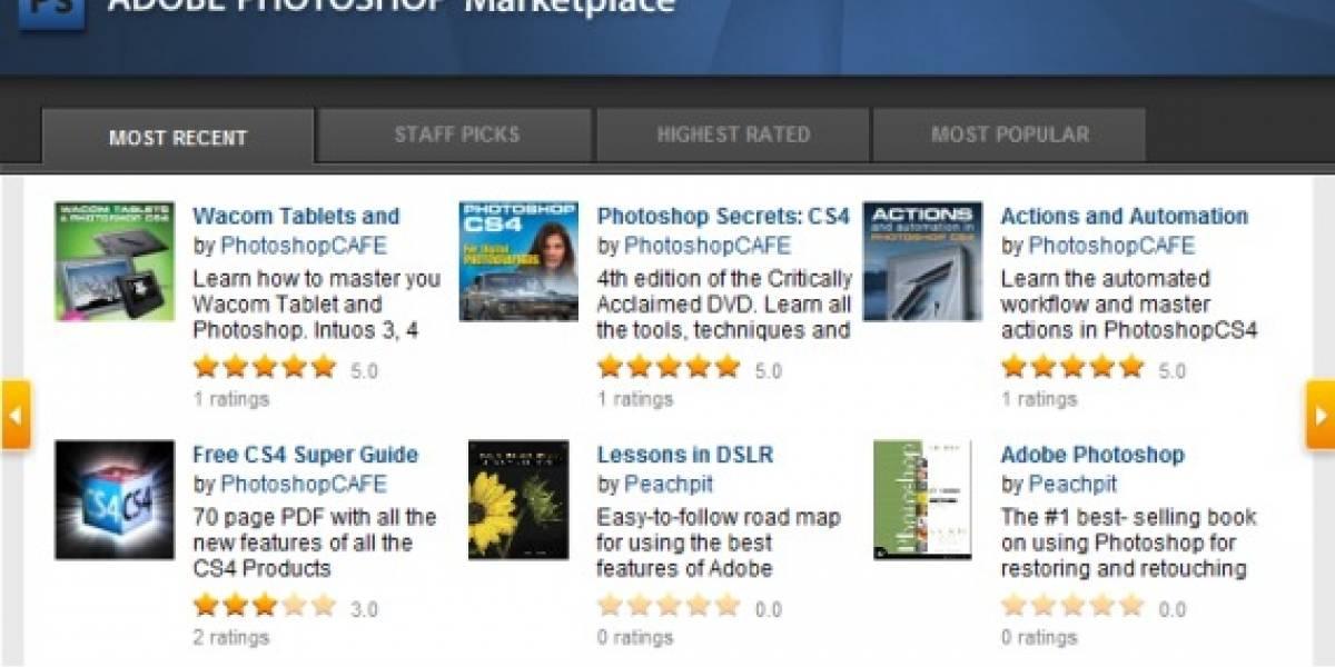 Nace Photoshop Marketplace