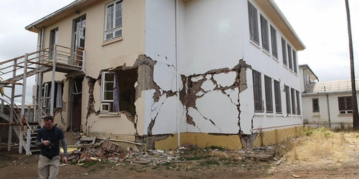 Científicos alemanes crearon papel de muro para terremotos