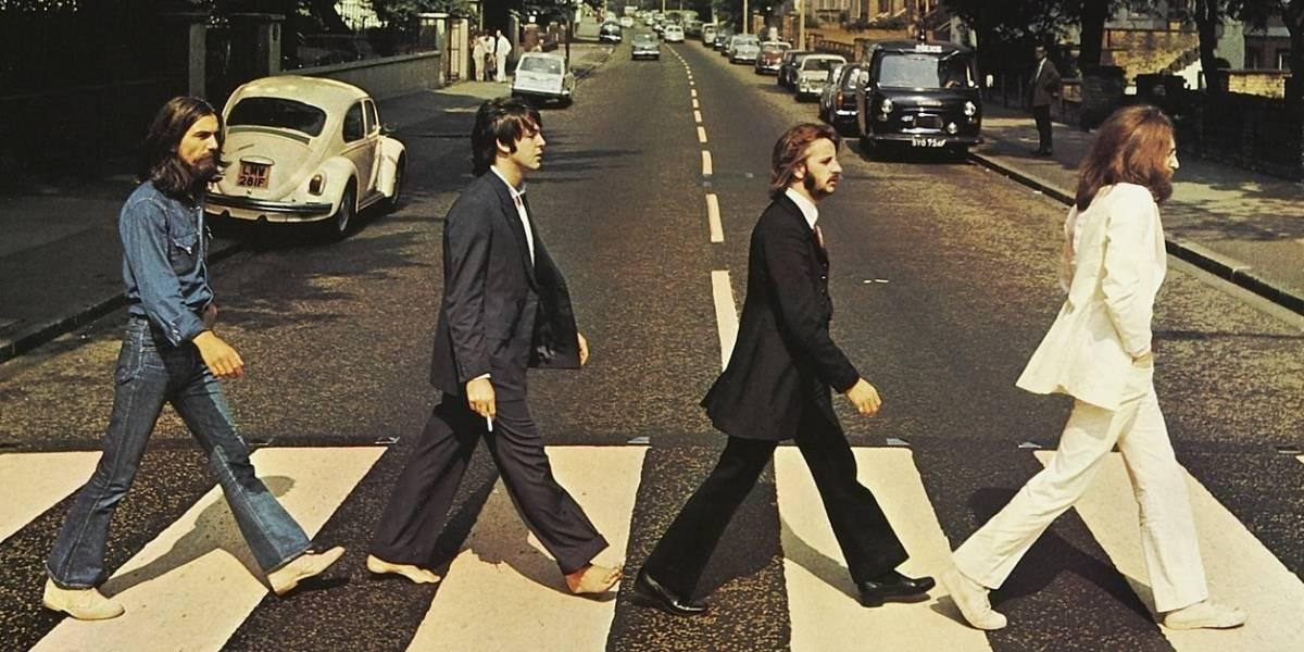 WTF? Recrear la tapa del álbum Abbey Road de Los Beatles podría violar leyes de Copyright en Reino Unido