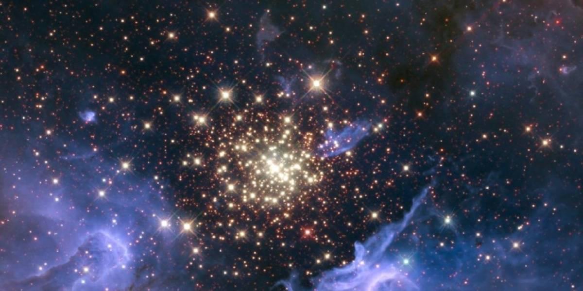 Imperdible: Fuegos artificiales en el espacio