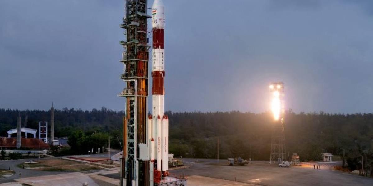 India va a lanzar 31 satélites en un solo día
