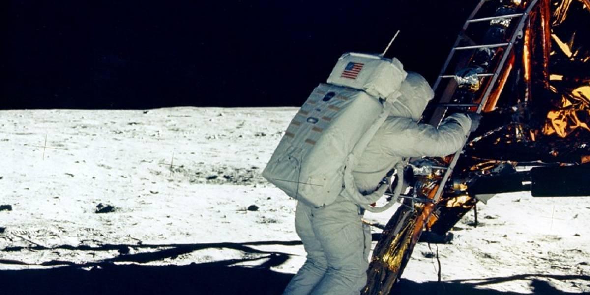Restauran las grabaciones originales del primer paseo lunar