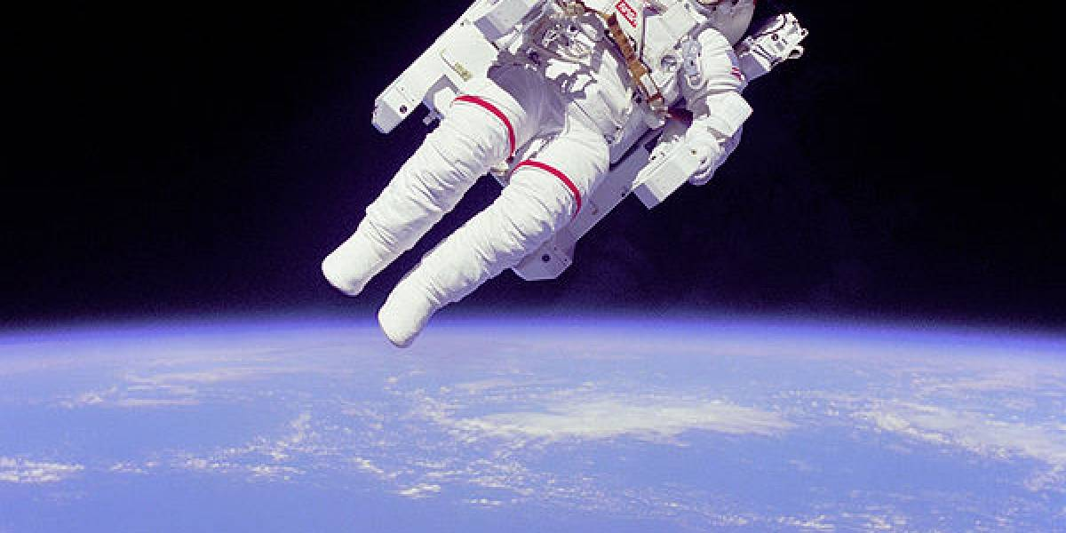 Los prototipos de los trajes espaciales que nunca vieron la luz (Video)
