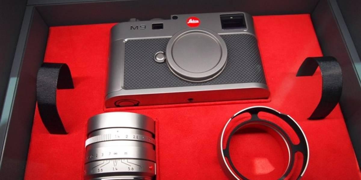 """Leica presenta su M9 """"Titanium"""", una edición de lujo limitada a 500 cámaras"""