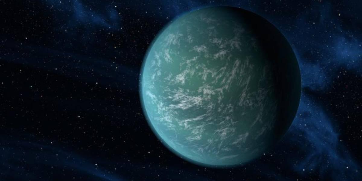 Telescopio Kepler encuentra el primer exoplaneta similar a la Tierra y que podría contener agua