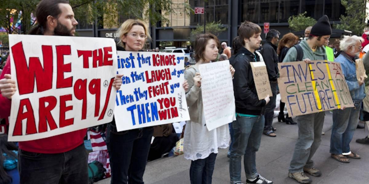 Storify se convierte en la herramienta social de los ocupas de Wall Street para saltar el bloqueo mediático